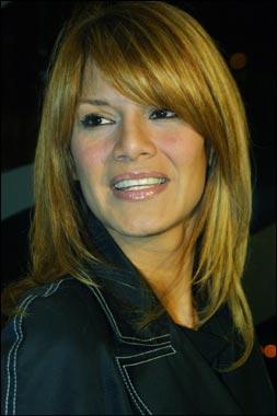 Yvonne Reyes: 'Yo sé perfectamente quién es el padre de mi hijo y él - 2006-05-30-a