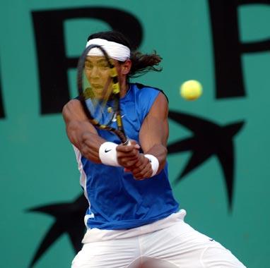 El ciclón Nadal: un día en la vida del jugador que revoluciona las pistas de tenis