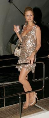 Un día con Paris Hilton en Saint Tropez