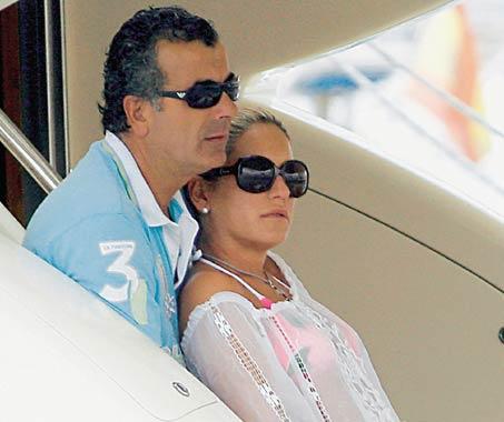 Gema Ruiz enamorada: 'Mi relación con Rafael es seria y con futuro'
