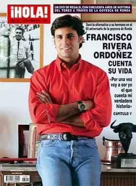 La revista ¡Hola! regala esta semana un DVD sobre la dinastía Ordóñez Rivera