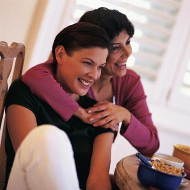 Padres y madres con hijos: los míos, los tuyos y los nuestros