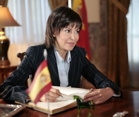 Antena 3 retira la serie de Ana Obregón: 'Busco la calidad, no la audiencia'