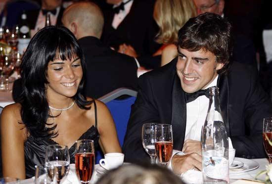 Fernando alonso y raquel del rosario ya son marido y mujer for Decoracion casa raquel del rosario