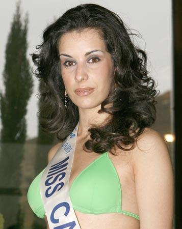 Elena Outeriño, Miss Cantabria tras la polémica de Ángela Bustillo: 'Antes éramos amigas'
