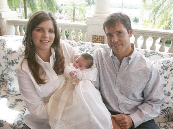 Luis Alfonso de Borbón: 'La paternidad es indescriptible'