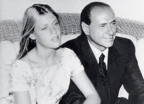 Bárbara, la hija de Silvio Berlusconi, anuncia que está embarazada