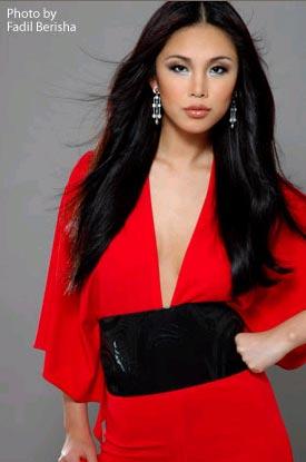 La japonesa Riyo Mori, Miss Universo 2007, en sus fotografías más sugerentes