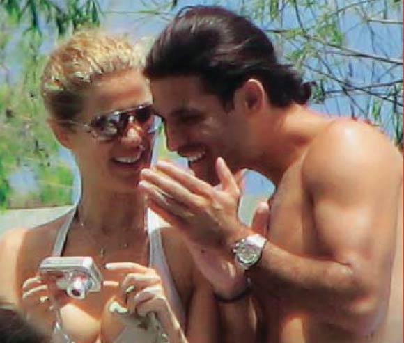¡HOLA! les ofrece las imágenes que confirman la relación de Jaydy Mitchel y Rafa Márquez
