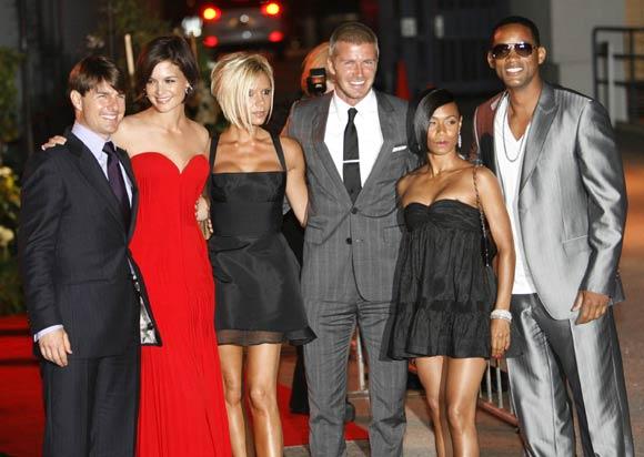 David Beckham podría dar el salto a la pequeña pantalla como 'hombre desesperado'