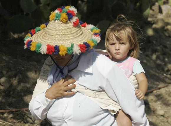La niña fotografiada en Marruecos por turistas españoles no es Madeleine McCann