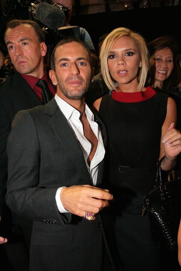 El vestido imposible de Victoria Beckham