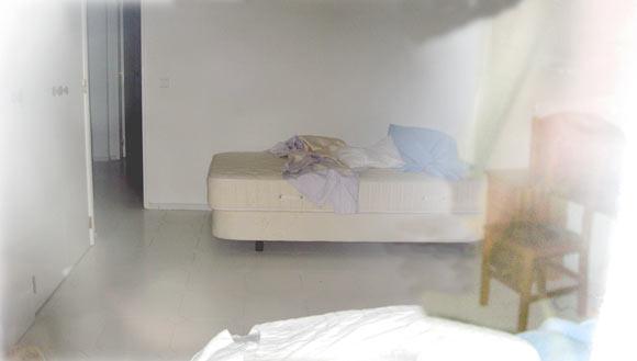 Primera fotografía de la habitación en la que Madeleine fue vista por última vez