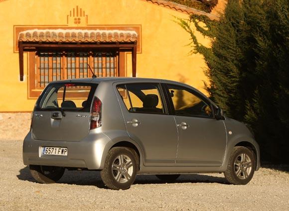 Subaru Justy, estreno en la ciudad