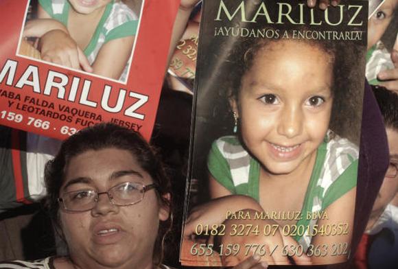 Encuentran el cuerpo sin vida de la pequeña Mari Luz