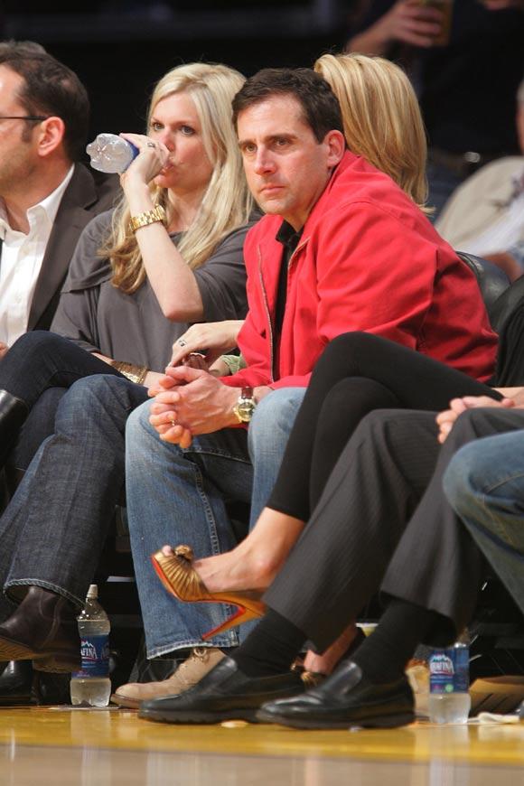 Nicky Hilton, Tobey Maguire y Jack Nicholson, fans de Pau Gasol, el último fichaje de los Lakers