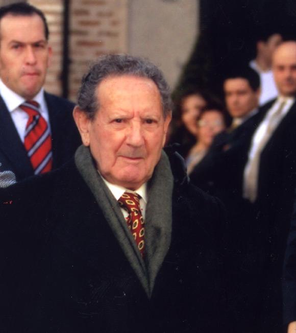 Francisco Rocasolano, abuelo de doña Letizia, ha recibido el alta médica