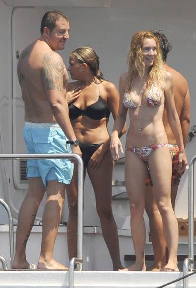 Blanca Cuesta, espectacular en bikini seis meses después de dar a luz
