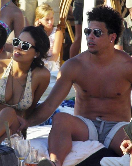 El bebé que esperan Ronaldo y María Beatriz Antony es una niña
