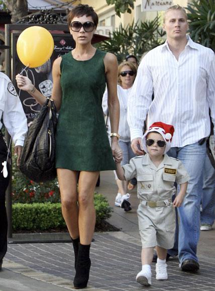 Cruz Beckham: ha nacido una estrella