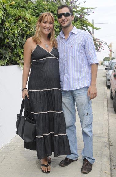 Rosario Mohedano confía en superar la crisis con el padre de su hijo