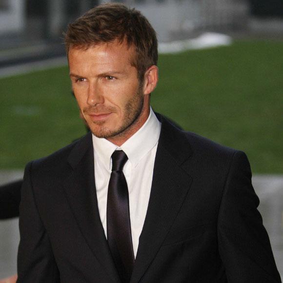 David Beckham: 'Mi hijo Cruz es el 'Boss' de la casa'
