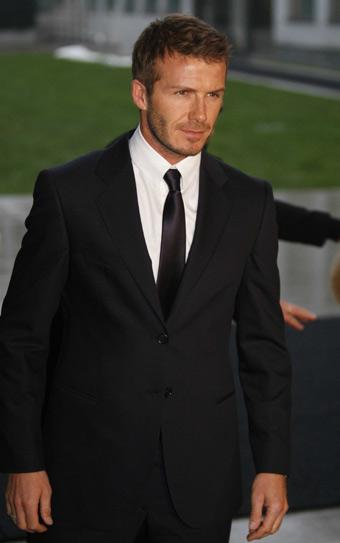 Victoria y sus hijos regresan a Los Ángeles después de pasar las vacaciones con David Beckham en Milán