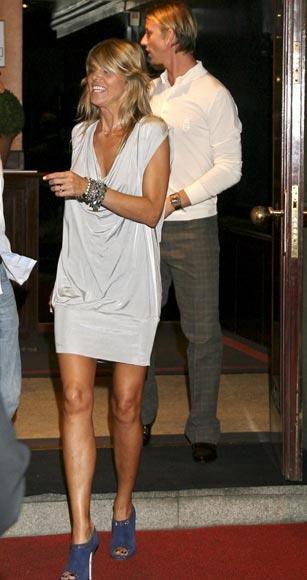 Tras firmar el divorcio, Guti pasó unos días en Qatar con Míchel Salgado y su mujer, Malula
