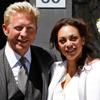 Boris Becker y Lilly Kerssenberg han contraído matrimonio civil en Suiza