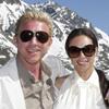 Boris Becker y Lilly Kerssenberg culminan los tres días de celebraciones por su boda con un 'brunch' entre amigos