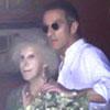 Alfonso Díez se reúne con la Duquesa de Alba en Sevilla y pasa con ella el Día de San Juan
