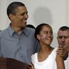 Doble celebración para los Obama: disfrutaron de su primer 4 de julio en la Casa Blanca y del 11º cumpleaños de su hija Malia