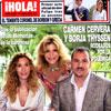 Esta semana en ¡HOLA!: Carmen Cervera y Borja Thyssen rodeados por la polémica, tras la publicación de las Memorias de la baronesa
