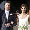Xabi Alonso y Nagore Aramburu se dan el 'sí, quiero' en Guipúzcoa