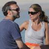 María Chávarri y Javier Fitz-James Stuart, vacaciones en las cálidas aguas de Ibiza