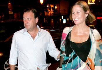 Jaime Polanco y Fiona Ferrer se han dado el 'sí, quiero' en Tenerife