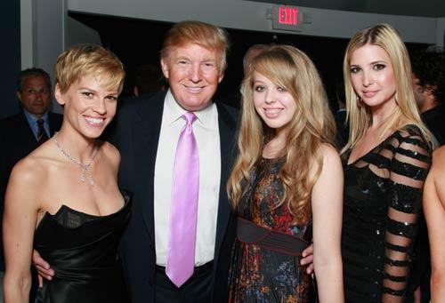 Tiffany Trump: tras los pasos de su hermana Ivanka
