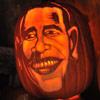 Los Obama, Brad Pitt y Angelina Jolie, Michael Jackson o los protagonistas de 'Crepúsculo' decoran las calabazas en Halloween