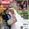 Esta semana en ¡HOLA!: Estilo y 'glamour' en las bodas de otoño
