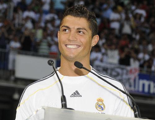 Cristiano Ronaldo: 'Algunas veces soy romántico, soy muy sentimental'