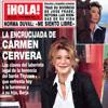 En ¡HOLA!: La encrucijada de Carmen Cervera