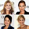 Carmen Cervera, Nieves Álvarez, Luz Casal y Toni Acosta coinciden en una entrega de premios a las mujeres del año