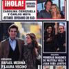 Rafael Medina y Laura Vecino: 'Nos casamos por la Iglesia en Octubre'