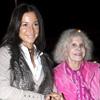 La Duquesa de Alba y Cecilia Gómez acuden juntas a ver torear a Francisco Rivera