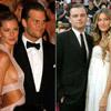 Los amores pasados y presentes de Madonna, Giselle Bündchen, Kylie Minogue y George Clooney, como dos gotas de agua