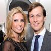 Ivanka Trump acude a la fiesta de lanzamiento de su nueva colección de joyas acompañada por su marido, Jared Kushner
