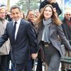 Carla Bruni, el mejor apoyo de Nicolás Sarkozy dentro y fuera del Elíseo