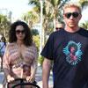 Boris Becker disfruta de una jornada familiar en Miami con su mujer y tres de sus hijos
