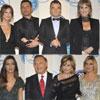 Las estrellas de la pequeña pantalla se dan cita en el 20 cumpleaños de Telecinco