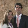 Jesulín de Ubrique y María José Campanario desmienten los rumores de crisis con su presencia en la Feria de Sevilla